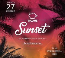 SUNSET APERITIF & MUSIC – FRONTEMARE -QUARTU SANT'ELENA – SABATO 27 MAGGIO 2017