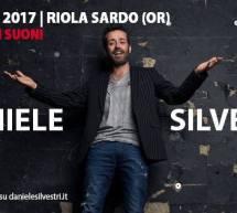 DANIELE SILVESTRI IN CONCERTO – RIOLA SARDO – SABATO 22 LUGLIO 2017