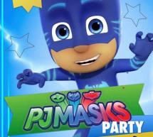 PJ MASKS PARTY- CORTESI GIOCATTOLI – CAGLIARI – VENERDI 26 MAGGIO 2017