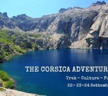 THE CORSICA ADVENTURE -22-23-24 SETTEMBRE 2017