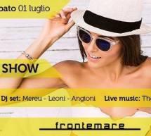 DINNER DJ SHOW – IL TUO SABATO ADULTO – FRONTEMARE – QUARTU SANT'ELENA- SABATO 1 LUGLIO 2017