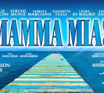 MAMMA MIA ! – FORTE ARENA – S.MARGHERITA DI PULA – 14-15 LUGLIO 2017