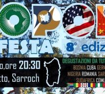 POPOLI IN FESTA – SARROCH – DOMENICA 2 LUGLIO 2017