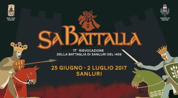 SA BATTALLA – SANLURI  -25 GIUGNO – 2 LUGLIO 2017