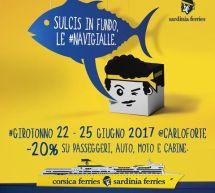 20% SCONTO CON SARDINIA FERRIES PER IL GIROTONNO 2017