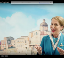 KLM PUBBLICA UNO SPOT PROMOZIONALE SU CAGLIARI