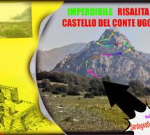 BRINDISI DI STELLE AL CASTELLO DEL CONTE UGOLINO – SILIQUA – VENERDI 30 GIUGNO 2017