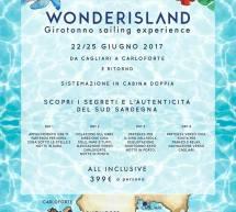WONDERISLAND GIROTONNO SAILING EXPERIENCE – 22-25 GIUGNO 2017