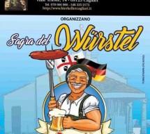 SAGRA DEL WURSTEL – ASSEMINI – VENERDI 21 LUGLIO 2017