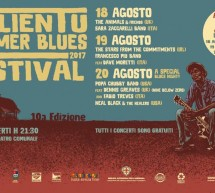 AGLIENTU SUMMER BLUES FESTIVAL – 18-19-20 AGOSTO 2017