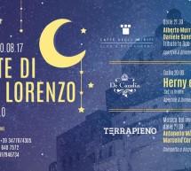 NOTTE DI SAN LORENZO – CAFFE' DEGLI SPIRITI – CAGLIARI – GIOVEDI 10 AGOSTO 2017
