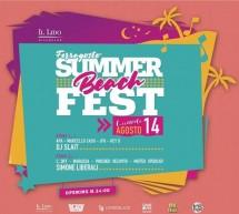 SUMMER BEACH FEST – FERRAGOSTO AL LIDO – CAGLIARI – LUNEDI 14 AGOSTO 2017