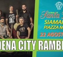MODENA CITY RAMBLERS – SIAMANNA – MARTEDI 22 AGOSTO 2017