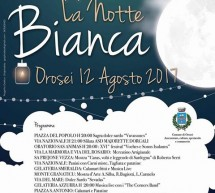 LA NOTTE BIANCA -OROSEI – SABATO 12 AGOSTO 2017