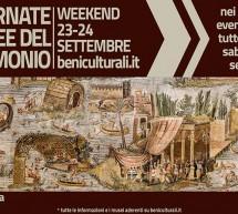 GIORNATA EUROPEE DEL PATRIMONIO IN SARDEGNA – 23-24 SETTEMBRE 2017