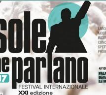 FESTIVAL INTERNAZIONALE ISOLE CHE PARLANO – PALAU-GOLFO ARANCI-LA MADDALENA – 4-10 SETTEMBRE 2017