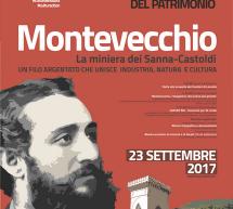 GIORNATE EUROPEE DEL PATRIMONIO – MINIERA DI MONTEVECCHIO – 23-24-25 SETTEMBRE 2017