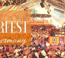 OKTOBERFEST 2017 – MONACO DI BAVIERA- 16 SETTEMBRE – 3 OTTOBRE 2017