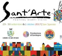 SANT'ARTE – SAN SPERATE- 29 SETTEMBRE – 1 OTTOBRE 2017