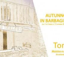 AUTUNNO IN BARBAGIA – TONARA – 30 SETTEMBRE- 1 OTTOBRE 2017