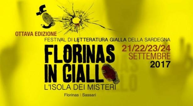 FLORINAS IN GIALLO – 21-24 SETTEMBRE 2017