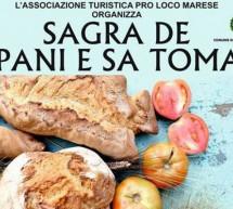 SAGRA DE SU PANI E SA TOMATA-MARACALAGONIS- 30 SETTEMBRE-1 OTTOBRE 2017