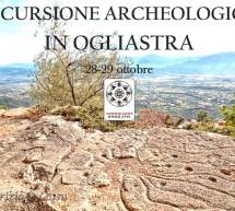 ESCURSIONE ARCHEOLOGICA IN OGLIASTRA – 28-29 OTTOBRE 2017