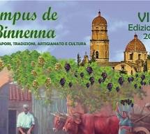 TEMPUS DE BINNENNA – USSANA – 20-21-22 OTTOBRE 2017