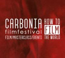 CARBONIA FILM FESTIVAL – CARBONIA & CAGLIARI – 12-15 OTTOBRE 2017