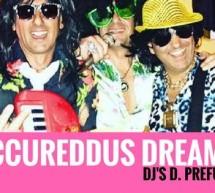 CUCCUREDDUS DREAMS SHOW – BFLAT – CAGLIARI – VENERDI 27 OTTOBRE 2017