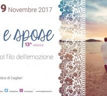 FIORI E SPOSE 2017 – QUARTIERE FIERISTICO – CAGLIARI – 17-19 NOVEMBRE 2017