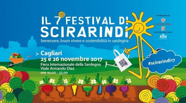 7° FESTIVAL DI SCIRARINDI – CAGLIARI -25-26 NOVEMBRE 2017
