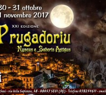 XXI EDIZIONE SU PRUGADORIU – SEUI – 30-31 OTTOBRE -1 NOVEMBRE 2017