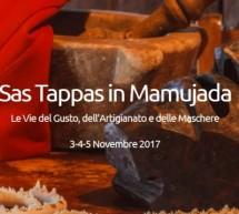 AUTUNNO IN BARBAGIA – SAS TAPPAS IN MAMUJADA – MAMOIADA – 3-5 NOVEMBRE 2017