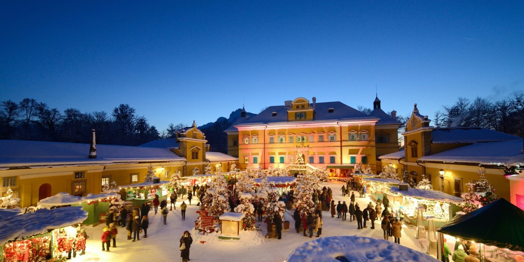 Christkindlmarkt Hellbrunn, Adventzauber
