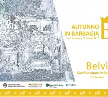 AUTUNNO IN BARBAGIA – BELVI' – 21-22 OTTOBRE 2017