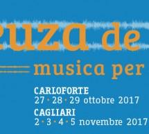 CREUZA DE MA'  – CARLOFORTE & CAGLIARI – 27 OTTOBRE – 5 NOVEMBRE 2017