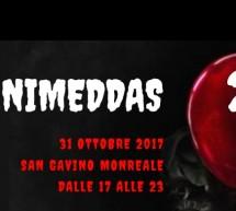 IS ANIMEDDAS – SAN GAVINO MONREALE – MARTEDI 31 OTTOBRE 2017