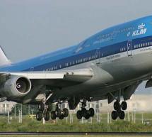 DA SABATO 21 APRILE 2018 TORNA IL VOLO DIRETTO CAGLIARI-AMSTERDAM CON KLM