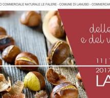 3° FIERA DELLE CASTAGNE E DEL VINO NUOVO – LANUSEI – 11-12 NOVEMBRE 2017