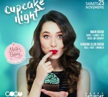 CUPCAKE NIGHT – COCO' DISCOCLUBBING – CAGLIARI – SABATO 25 NOVEMBRE 2017