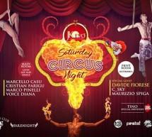 SATURDAY CIRCUS NIGHT – JKO EVO' – CAGLIARI – SABATO 25 NOVEMBRE 2017