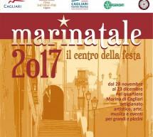 MARINATALE 2017 – CAGLIARI – 24 NOVEMBRE- 23 DICEMBRE 2017
