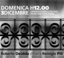 SUONO AL CIVICO 8 – CAGLIARI – DOMENICA 3 DICEMBRE 2017