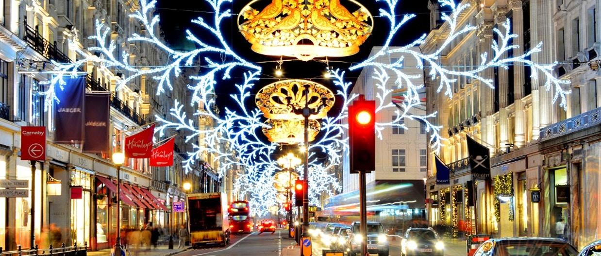 Immagini Natalizie Londra.Mercatini Di Natale 2018 Londra 22 Novembre 6 Gennaio