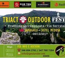 TRIACT OUTDOOR FEST -SAMUGHEO – VENERDI 8 DICEMBRE 2017