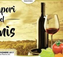I SAPORI DEL SINIS – CABRAS – 24-25 NOVEMBRE 2017