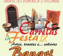 CARRELAS IN FESTA – BANARI – 16-17 DICEMBRE 2017
