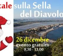 NATALE SULLA SELLA DEL DIAVOLO – CAGLIARI – MARTEDI 26 DICEMBRE 2017