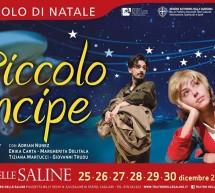IL PICCOLO PRINCIPE – TEATRO DELLE SALINE – CAGLIARI – 25-30 DICEMBRE 2017